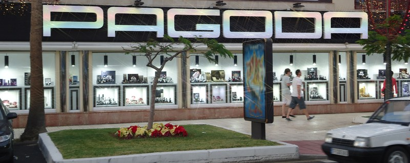 Grupo Pagoda is situated in Tenerife, Canary Islands, Spain. We carry all the famous and reputed brands of Swiss watches.